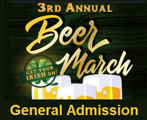 Beer March - St. Patty's Day - Live Music @ Camarillo Old Town